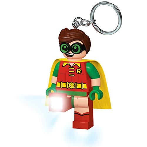 LEGO Batman Movie - Robin LED Key Chain - Lego Keychain Batman