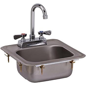 Space Saver Kitchen Sinks Dishwasher Under Sink Open