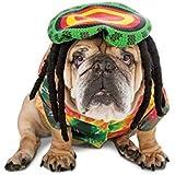 Zelda Wisdom Rasta Dog Costume