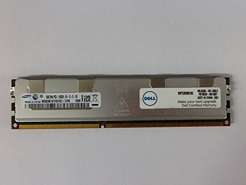 8GB Memory DDR3 PC3-10600 COMP TO Dell SNPX3R5MC/8G Dell PowerEdge R410 R610 R710 R715