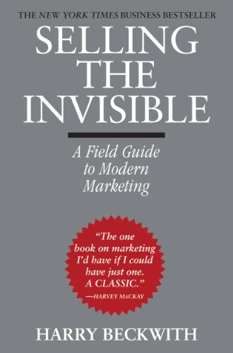 Selling the invisible a field guide to modern marketing english selling the invisible a field guide to modern marketing english edition por fandeluxe Choice Image