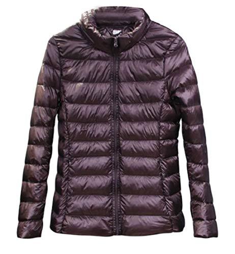 Winter Puffer Down Womens 3 Jackets Top Jacket Packable TTYLLMAO Outwear q4XPw4