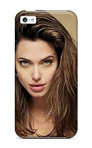 NFtRAGB7799PiEgv Faddish Angelina Jolie In Salt Case Cover For Iphone 5c