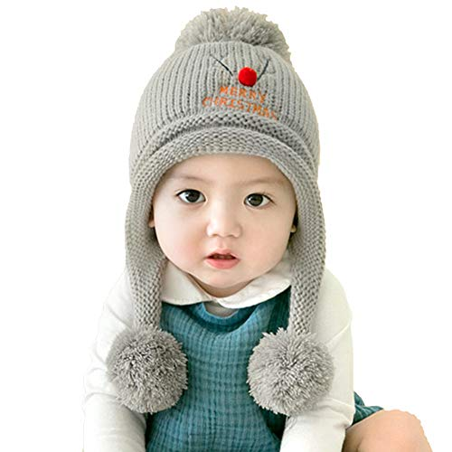 Norbi Baby Kids Girls Boys Winter Warm Hat Infant Toddler for sale  Delivered anywhere in Canada
