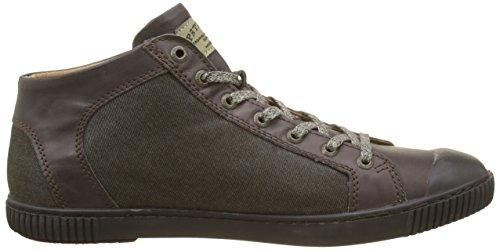 Pataugas Herren Bumper/T Hohe Sneaker Braun (Braun)