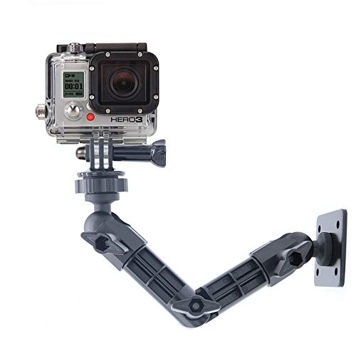 Gopro Wall Mount, Gopro Stand for GoPro Hero 2 3 3+ 4 5 6 - Acetaken