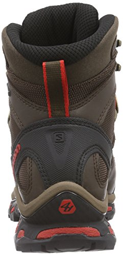 Unisex Gtx black x Quest quick Scarpe Trekking Salomon Origins absolute Da Brown Braun qTY4EOw