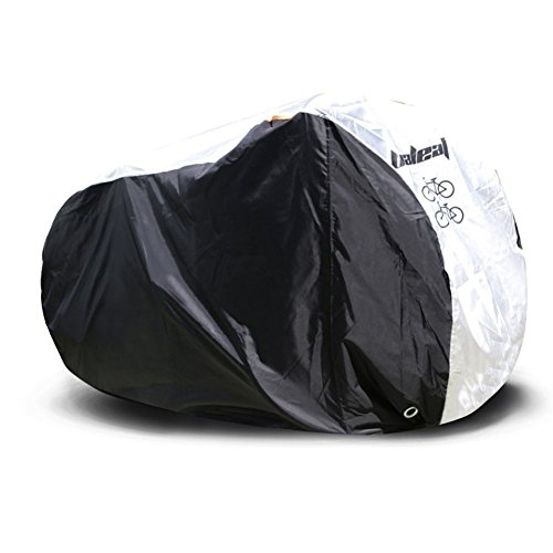 Baleaf Oxford Fabric Waterproof Bicycle Cover for 2 Bikes Lo
