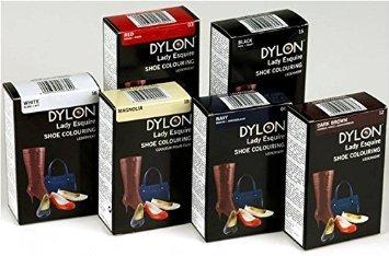 Noir Chaussureamp; Dylon Teinture Couleur Accessoire Cuir ymnv8ONw0