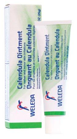 Weleda, Ointment Calendula Intensive Skin Recovery, 0.9 Fl Oz