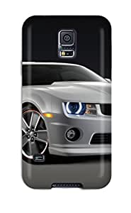 Galaxy S5 Case Cover Skin : Premium High Quality Muscle Car Case
