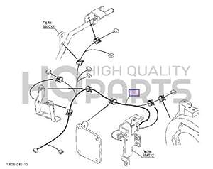 kubota harness wire assy 1j804 65063 automotive. Black Bedroom Furniture Sets. Home Design Ideas