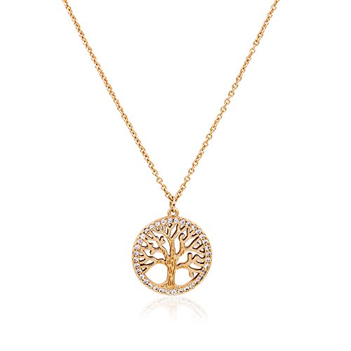 Swarovski Crystal Gold Plated Pendant - 8