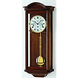 AMS Regulator wall clock, 8 day running time from R2663/1