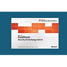 Forefront Sec Exchangesvr En    Disk Kit Mvl CD