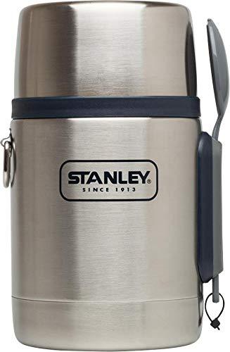 Stanley 10-01287-021 Adventure Vacuum Food Jar, Stainless Steel, 18 oz ()