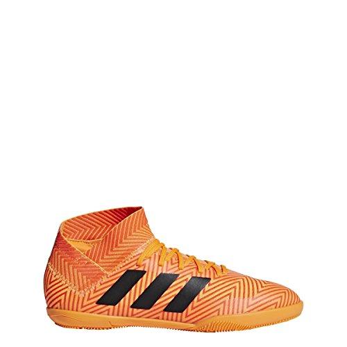 adidas nemeziz tango 18,3 indoor chaussure gamin noir soccer 2,5 zeste soccer noir rouge solaire a6d2cf