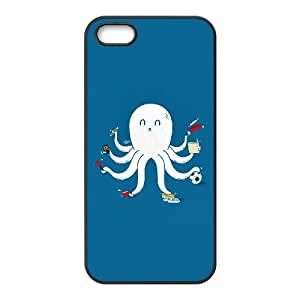 Funny Series, IPhone 5,5S Cases, Funny 89 Cases for IPhone 5,5S [Black]