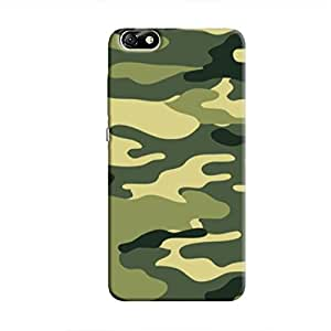 Cover It Up Jungle Camo Hard Case for Huawei Honor 4X - Multi Color