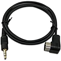 Pioneer IP-BUS to 3.5 mm Aux Input Cable