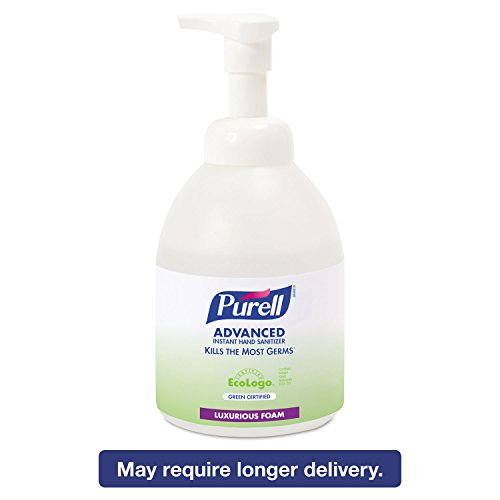Purell Green Certified Instant Hand Sanitizer Foam - 18 OZ