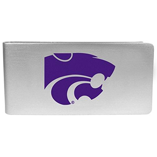 NCAA Kansas State Wildcats Logo Money Clip