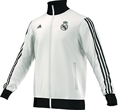 Adidas Real Madrid CF CO TRK TOP [CWHITE/BLACK]