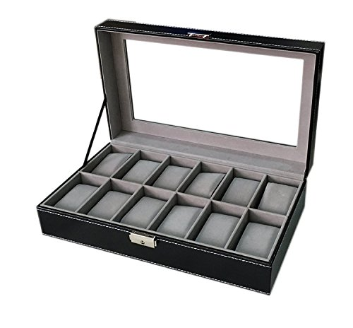 Sodynee Watch Box Large 12 Men