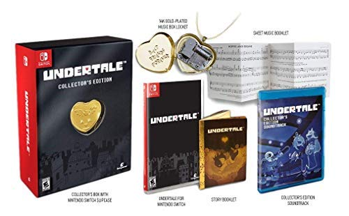 Undertale Collectors Edition Nintendo Switch