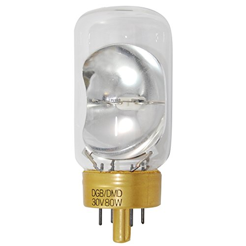 G17q 7 Base - Ushio 1000192 - DGB/DMD INC30V-80W Projector Light Bulb