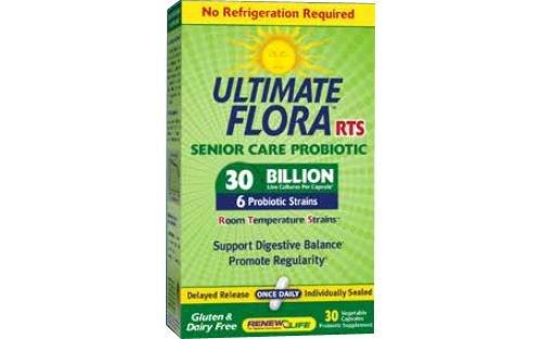 Ultimate Billion Senior Probiotic VegiCaps