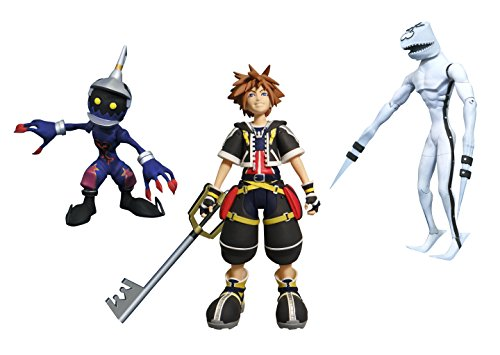 kingdom hearts action figures - 1