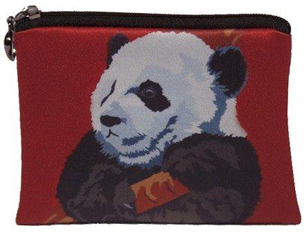 Panda Small Handbag and Coin Purse - Matching Gift Set - Great for Young Girls by Salvador Kitti (Image #2)