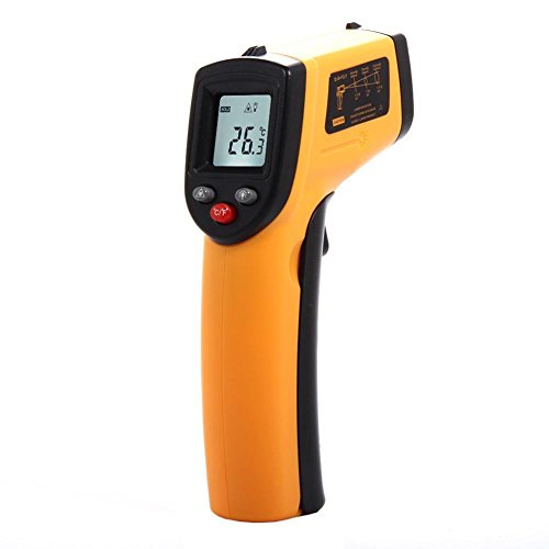 Price comparison product image Starnearby Digital Thermometer TN600 LCD Digital Handheld Non-Contact Thermometer IR Temperature Gun