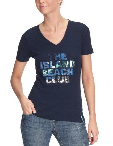 Jette Damen Shirt/ T-Shirt, 411105 Blau (Navy 29)