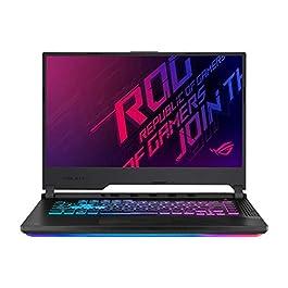 2019 ASUS ROG Strix 15.6″ FHD High Performance Gaming Laptop, Intel Quad Core i5-9300H Upto 4.1GHz, 16GB RAM, 512GB PCIe SSD + 1TB HDD, NVIDIA GeForce GTX 1660Ti GDDR6 6GB, RGB Keyboard, Windows 10
