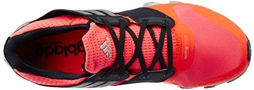 adidas Springblade Solyce, Sneaker Uomo Rojo / Naranja / Negro (Rojsol / Plteme / Negbas)