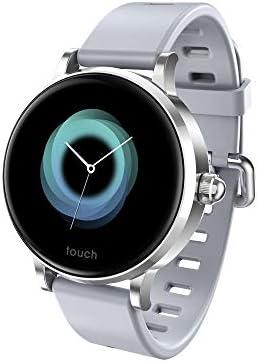 SoloKing Reloj Inteligente Mujer Impermeable con Monitorización del Ciclo fisiológico,8 Modes de Ejercicio,Podometro,Calorías,Pulsómetros,la ...