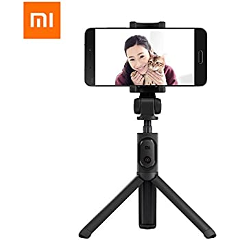 Image result for Original Xiaomi Selfie Stick Bluetooth Remote Shutter Tripod Holder