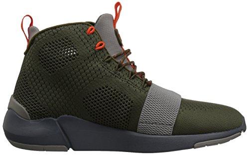 Creative Recreation Heren Modica Sneaker Militaire Grijs