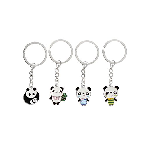 Cute Panda Keychain Exclusive Gadgets product image
