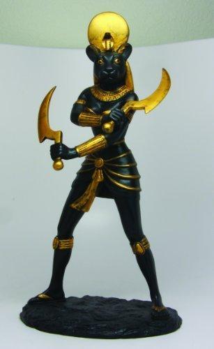 Ebros Classical Egyptian Sun Goddess Sekhmet Statue 11