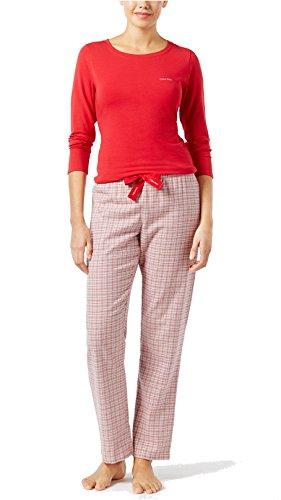 Calvin Klein Womens Sleepwear Set
