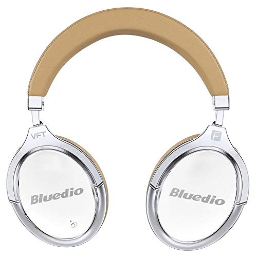 Bluedio Active Noise Cancelling Bluetooth Headphones, F2 (Faith) Active...