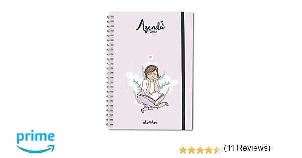 Agenda anual 2018 Clarilou (TANTANFAN): Amazon.es: Clarilou ...