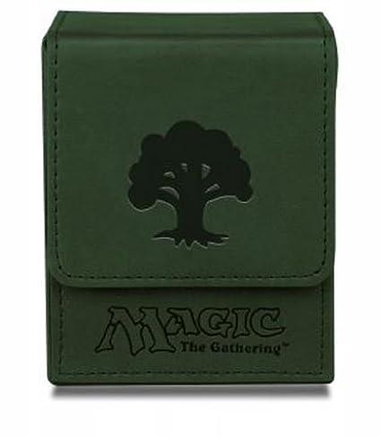 Magic The Gathering Mana Flip Box, Green