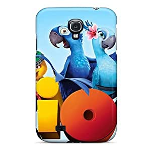 High Quality Phone Case For Samsung Galaxy S4 With Unique Design Colorful Big Hero 6 Series KaraPerron