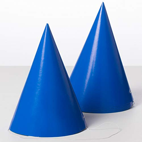 Construction Party Supplies Yellow Cone Hates]()