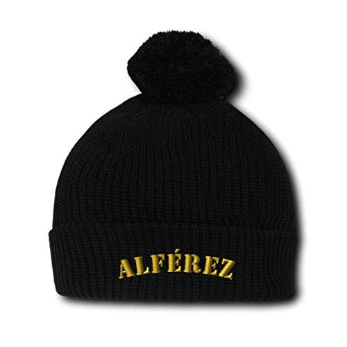Alfer (Black Spanish Hat With Pompoms)