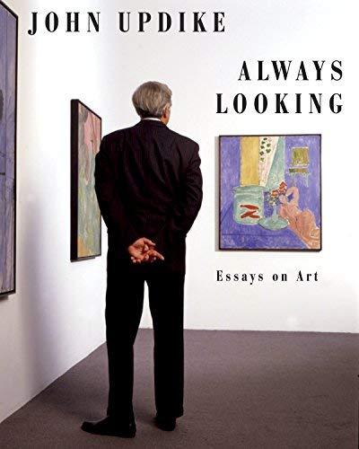 Always Looking: Essays on Art (Giant Wall Paintings)
